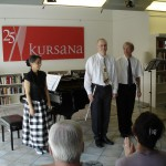 Konzert in der KursanaResidenz